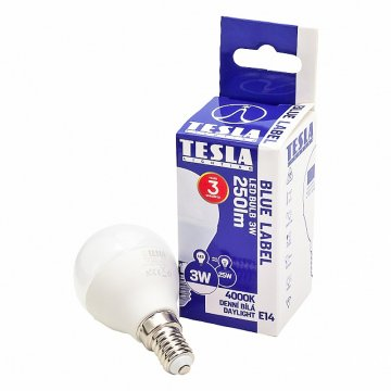 LED žárovka E14 Tesla MG140340-7